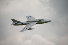 Hawker Hunter T7 Stock Photos