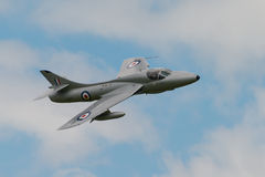Hawker Hunter T7 Stock Photo