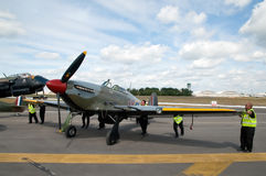 Hawker Hurricane Royalty Free Stock Photos