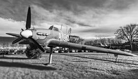 Hawker Hurricane Stock Photo