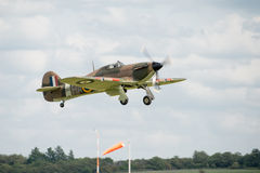 Hawker Hurricane Stock Photography