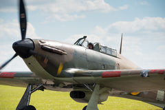 Hawker Hurricane Royalty Free Stock Image