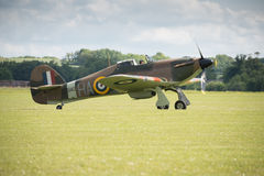 Hawker Hurricane Royalty Free Stock Photo