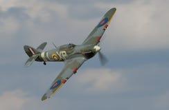 Hawker Hurricane Mk 2b. Hurricane Mk2b at the Fly to the Past airshow Kiddlington Stock Photo