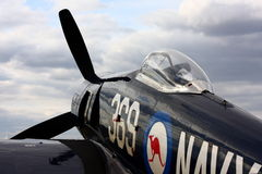 Hawker Sea Fury Stock Photos