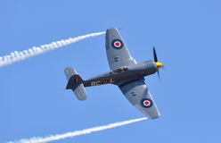 Hawker Sea Fury Stock Images