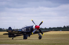 Hawker sea fury Royalty Free Stock Images