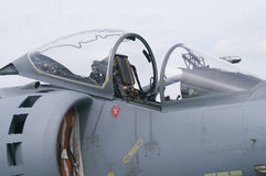 Hawker Siddeley Harrier Royalty Free Stock Photography