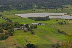 Hawkesbury-Fluss in West-Sydney, Australien Stockbild