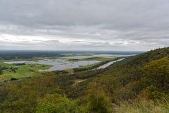 Hawkesbury-Fluss in West-Sydney, Australien Lizenzfreie Stockfotografie