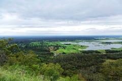Hawkesbury-Fluss in West-Sydney, Australien Lizenzfreies Stockfoto