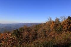 Hawksbill Mountain royalty free stock image
