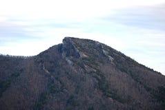 Hawksbilll berg NC Fotografering för Bildbyråer