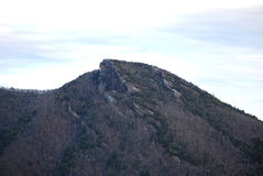 Hawksbilll Mountain NC Stock Image