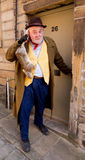 Haworth costumes Stock Photos