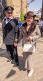 Haworth costumes Royalty Free Stock Photo