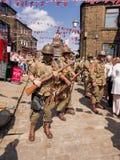 Haworth costumes Royalty Free Stock Photos
