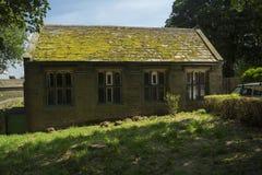 Haworth klassrum royaltyfri foto