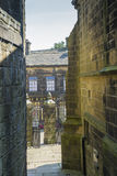 Haworth West-Yorkshire Royalty-vrije Stock Foto