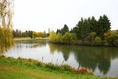 Hawrelak Park Edmonton Royalty Free Stock Images