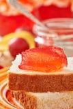 Hawthorn jelly Royalty Free Stock Photo