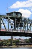 Hawthorne Bridge, Portland Stock Fotografie