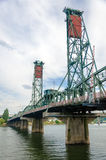 Hawthorne Bridge Royalty Free Stock Images
