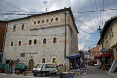 Haxhi Zeka Kulla Mosque, Pec, Kosovo Stock Images