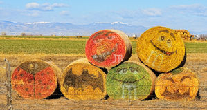 Hay Art Stock Photography