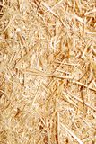 Hay background. Close up of hay as a background Stock Images