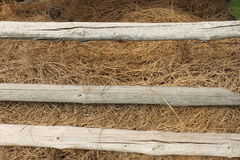 Hay background Royalty Free Stock Photos