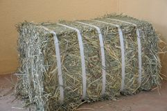 Hay Bale Stock Photos