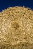 Hay bales. Close up of round dry hay bales Royalty Free Stock Photos