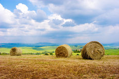 Free Hay Bales Royalty Free Stock Images - 2708359