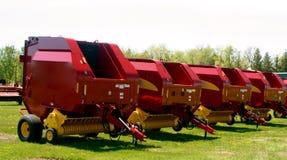 Free Hay Baling Machinery Stock Photos - 11613503