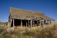 Hay Barn royalty free stock photos