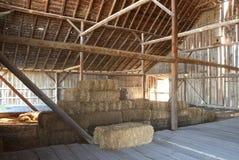 Hay Barn royalty free stock photography