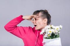 Hay Fever Immagini Stock
