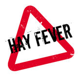 Hay Fever rubber stamp Royalty Free Stock Photo