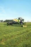 Hay harvest Royalty Free Stock Image