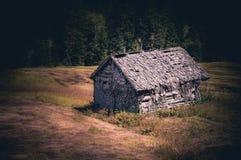 Hay hut Royalty Free Stock Photos