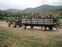 Hay Ride Photos stock