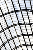 Hay's Galleria roof Stock Photography