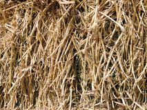 Hay Stack Stock Photography