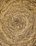 Hay texture. A bale of hay and straw background texture. vertical royalty free stock images