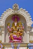 Hayagriva and Lakshmi Royalty Free Stock Image