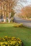 Hayatabad Peshawar Paquistán Fotos de archivo libres de regalías