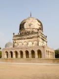 Hayath Bakshi Begum Tomb, Hyderabad Arkivbild
