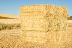 Haybale Stock Photography