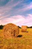 Haybales Royalty Free Stock Images